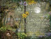 (f) March Ash Moon