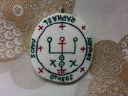 Amulet made of bone