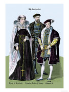 Mary-of-Scotland-Douglas-Duke-of-Angus-and-Edward-VI-14th-Century-Posters