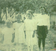 my grandfather and his sisters