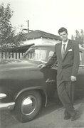 my Dad Orvin Dick Drysdale  Jr.