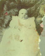 Orvin  Dick Drysdale my grandfather as an infant