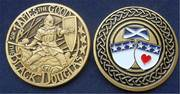 Black Douglas medalions