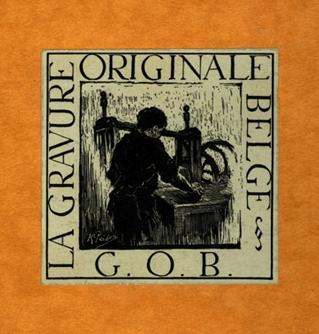 La gravure originale belge (Bruxelles 1922 - 1939)