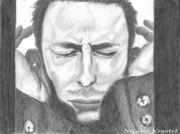 Thom Yorke de Radiohead