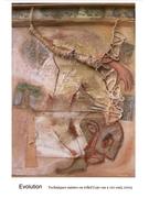 Tableaux en relief imprégnés des Eaux Mouvantes de la Poésie