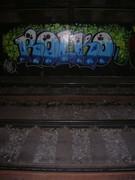 Graffiti à Bruxelles