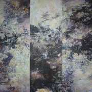 MICHEL GAYARD - PEINTURES RECENTES - CHATEAU DE BOUTHEON