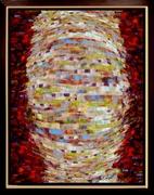 Oeuvre mosaïque de Charles Carson