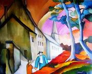 le joli village
