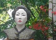 avec Bambou en fleurs
