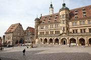 Hôtel de ville de Rothenburg ob der Tauber, Bavière