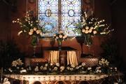 Florilège de Mises en scènes florales historiques en l'honneur de la Noël , Fête de la Lumière I