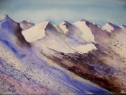 paysage de la montagne
