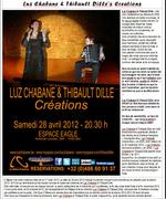 CommuniqueDePresseLuzChabane&ThibaultDilleCreations copie
