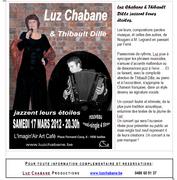 CommuniqueDePresseLuzChabane&ThibaultDilleJazzentLeursEtoiles copie