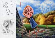 A partir de dessins d'enfants
