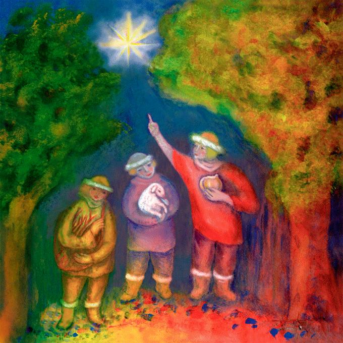 Bergers à l'étoile