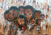 Mireille Dubois Vanhove est exposée par la galerie Mecenavie à MIAMI  USA