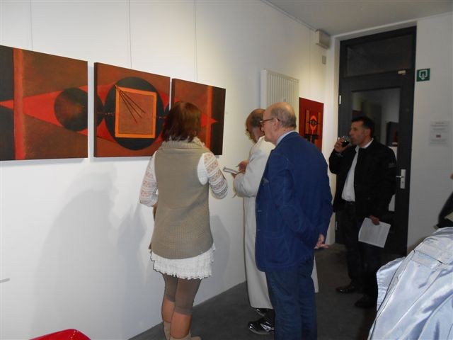 Expo à l'Espace Art Gallery de Bruxelles