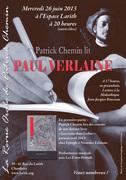 Flyer Revue Orale Verlaine 26-06-2013