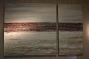 l'art imite la vie pour susciter le rêve 120 x 80