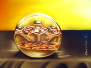 Sulfure - Christine Slimani - Papier Pastel velours 260g 30x40