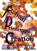 Festival du Printemps de la création
