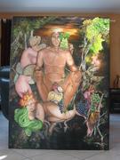 bacchus 2006 (huile sur toile) 130-98