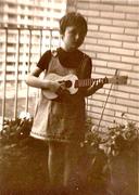 Ma première Guitare...heu...