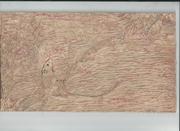 Harvest Mouse 6 - carved lino