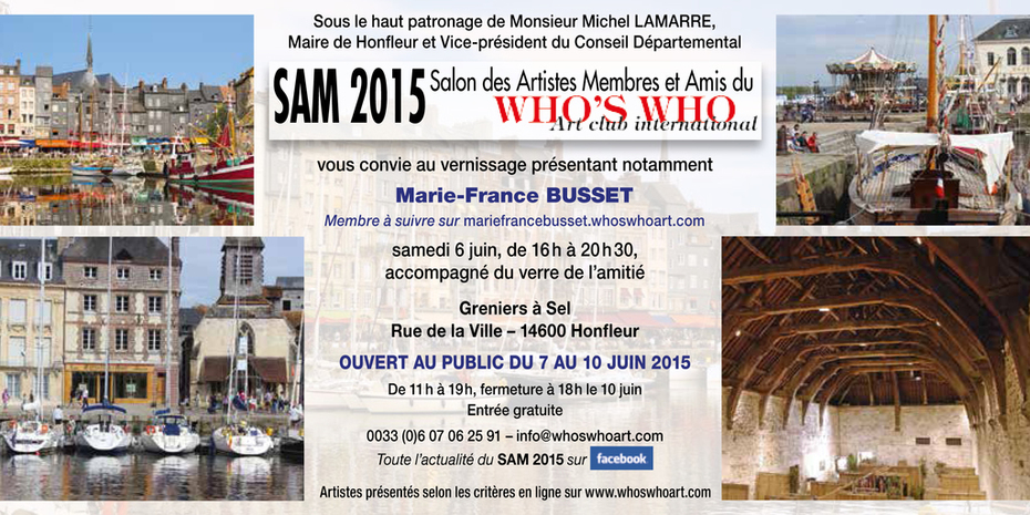 WHO S WHO SAM2015-Invitation.