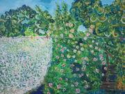 détail 3 Le jardin en été
