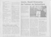 Un article de mon livre dans le journal le Télégramme