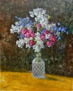 Bouquet  au goulot