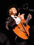 concert au Saint-Patrick à Bleury en 2005