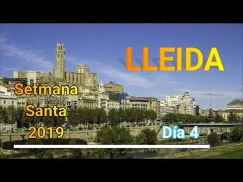 LLEIDA Setmana Santa 2019 Día 4