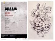 Invitation Salon du dessin à Mons 2016