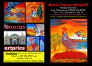 Marie-France BUSSET