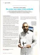 Un article dans le magazine Mag Armor