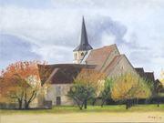 Eglise de Pouligny Saint-Pierre