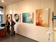 Le Nouvel Espace Art Gallery: inauguration!