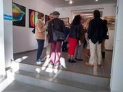 Le Nouvel Espace Art Gallery: inauguration