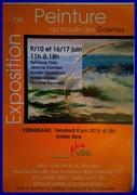 exposition au Moulin des Golettes a Velaine s/ Sambre