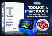 Embed TOOLKIT & smarTouch Readers