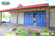 The Locker Network at Splash Country Dollywood