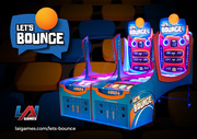 Let's Bounce game