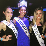EuroCircle's Miss World Fashion Party at Highline Ballroom