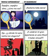 """""""Nuevas experiencias"""" Mª Ángeles Honrado"""