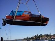 Sjösättningsdagen 8/5 2011